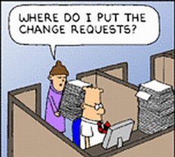 Management of change